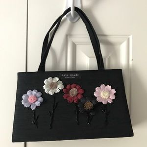 Vintage Kate Spade Small Flower Handbag